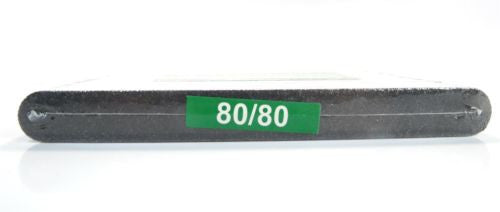 Nail Files 50 ct Red/Black - 80/80 - My Beauty Supply Center Inc.