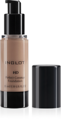 Inglot HD Perfect Coverup Foundation - #72