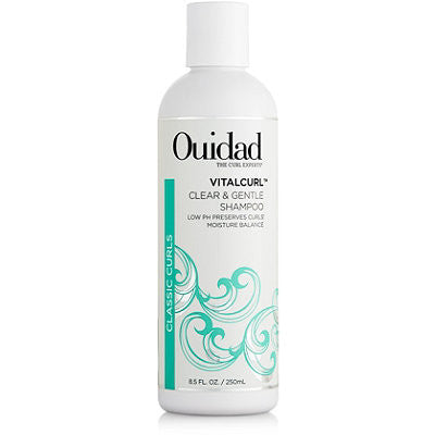 Ouidad - VitalCurl Clear & Gentle Shampoo - My Beauty Supply Center Inc.