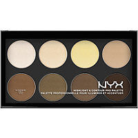 NYX Highlight & Contour Pro Palette - My Beauty Supply Center Inc.
