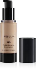 Inglot HD Perfect Coverup Foundation - #71
