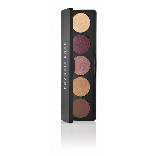 Frankie Rose 5 Shade Eye Shadow - Down To Earth #5sp1 - My Beauty Supply Center Inc.