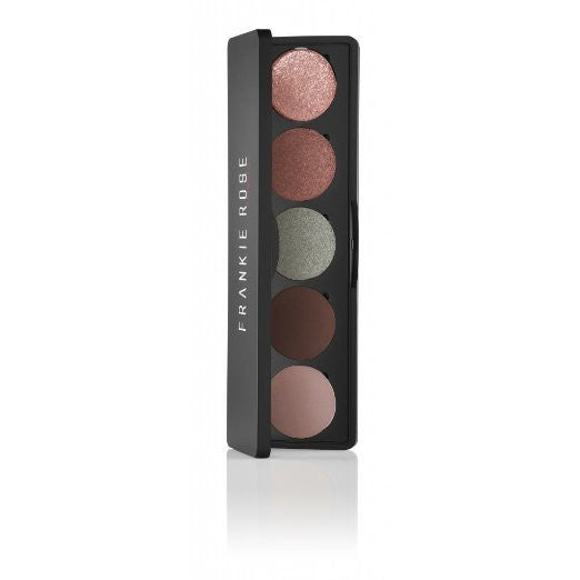 Frankie Rose 5 Shade Eye Shadow - Brown Eyed Girl #5sp4 - My Beauty Supply Center Inc.
