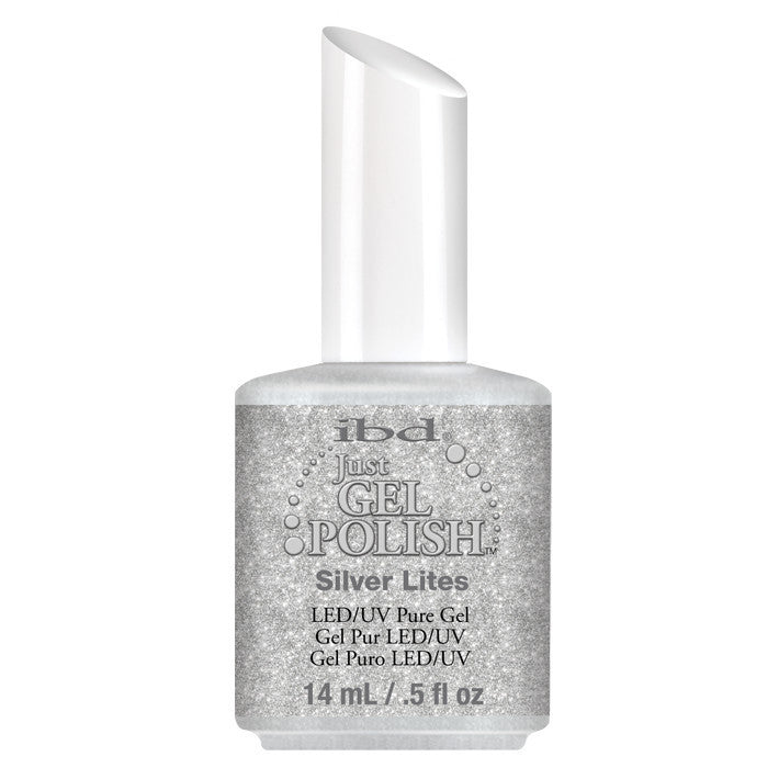 IBD Just Gel - Silver Lites #56572 - My Beauty Supply Center Inc.
