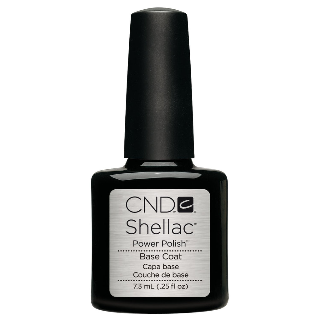CND Creative Nail Design Shellac - Base Coat - My Beauty Supply Center Inc.