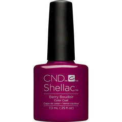CND Creative Nail Design Shellac - Berry Boudoir