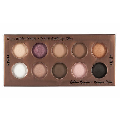 NYX Dream Catcher Palette - Golden Horizons #01 - My Beauty Supply Center Inc.