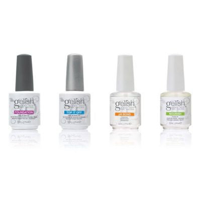 Harmony Gelish Base & Top + Nourish + Ph Bond - My Beauty Supply Center Inc.