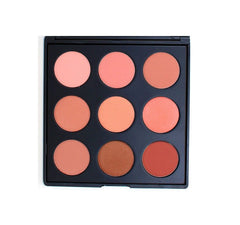 Morphe The Naturally Blushed Palette - 9N