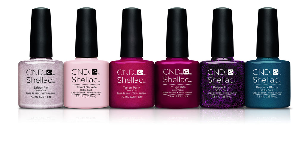 CND Creative Nail Design Shellac - Contradictions Collection - My Beauty Supply Center Inc.
