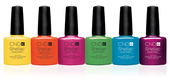 CND Creative Nail Design Shellac - Paradise Collection - My Beauty Supply Center Inc.