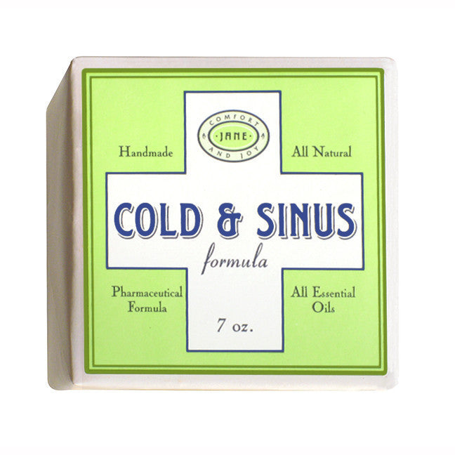 Effervescent Cube Cold & Sinus - My Beauty Supply Center Inc.