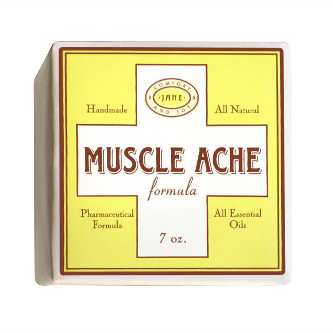 Effervescent Cube Muscle Ache - My Beauty Supply Center Inc.