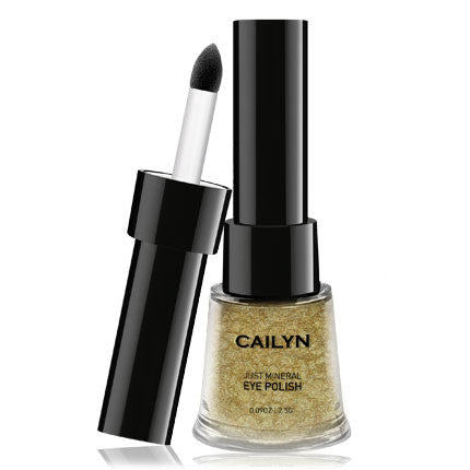 Cailyn Just Mineral Eye Polish - Khaki #37 - My Beauty Supply Center Inc.