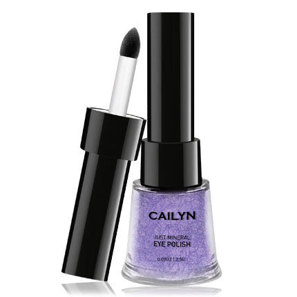 Cailyn Just Mineral Eye Polish - Violet #47 - My Beauty Supply Center Inc.