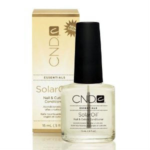 CND Creative Nail Design Solar Oil 0.5oz - My Beauty Supply Center Inc.