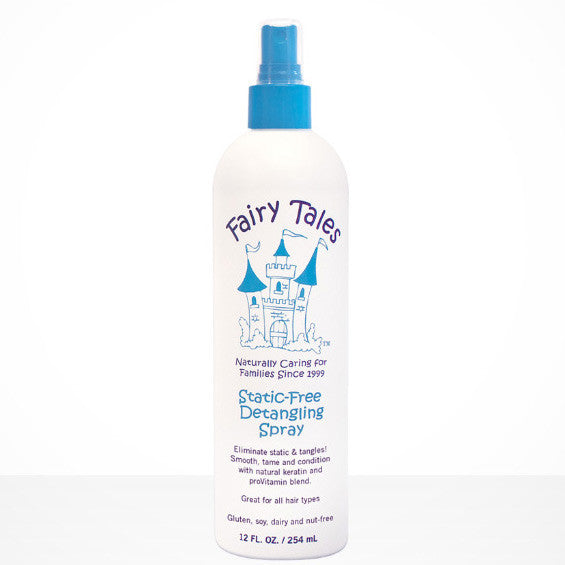 Fairy Tales Static-Free Detangling Spray - My Beauty Supply Center Inc.
