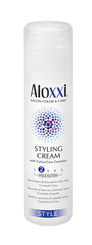 Aloxxi Styling Cream 100ml - My Beauty Supply Center Inc.