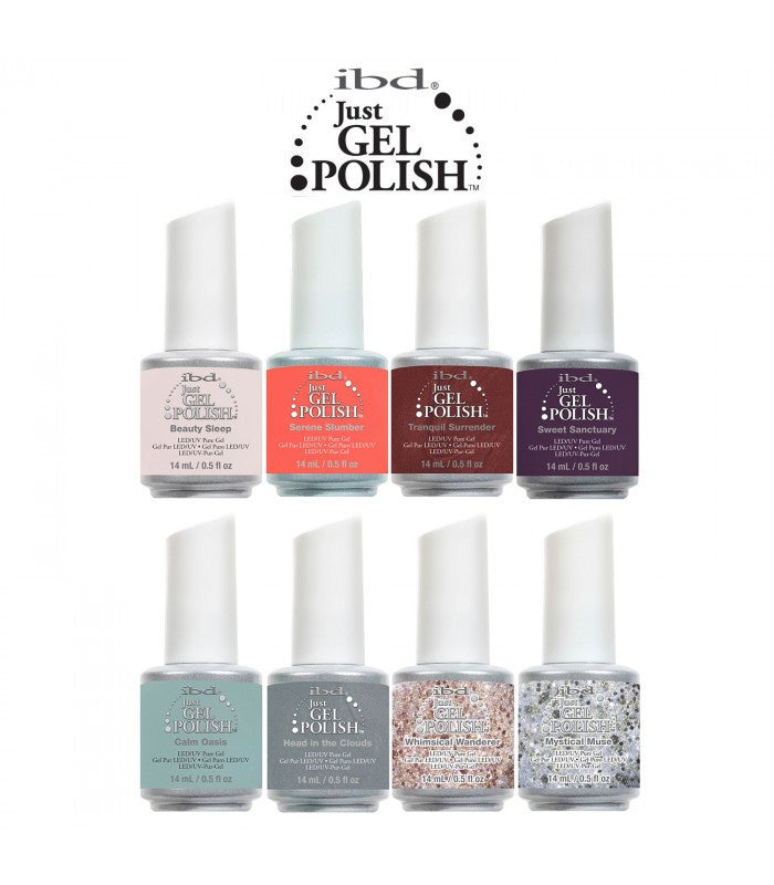 IBD Just Gel - Hideaway Haven Collection - My Beauty Supply Center Inc.