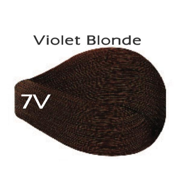 Vivitone Permanent Hair Color - Violet Blonde #7V