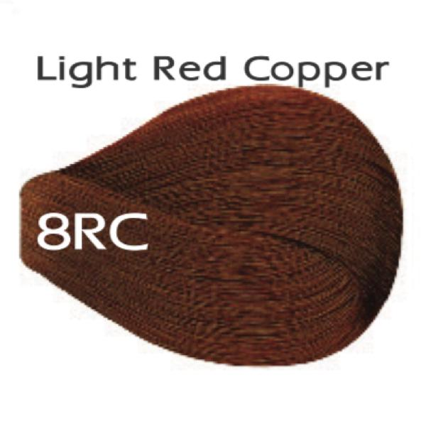 Vivitone Permanent Hair Color - Light Red Copper #8RC