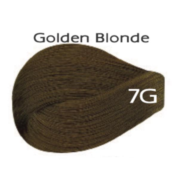Vivitone Permanent Hair Color - Golden Blonde #7G
