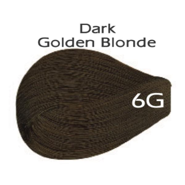 Vivitone Permanent Hair Color - Dark Golden Blonde #6G