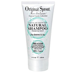 Original Sprout Natural Shampoo 4 oz