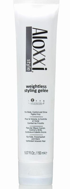 Aloxxi Weightless Stying Gelée 150ml - My Beauty Supply Center Inc.