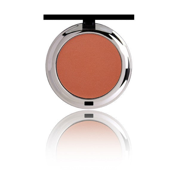 Bellápierre Compact Mineral Blush - Autumn Glow #PMB002 - My Beauty Supply Center Inc.