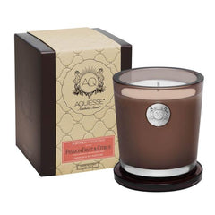 Aquiesse- Passion Fruit & Citrus Large Candle/Gift Box