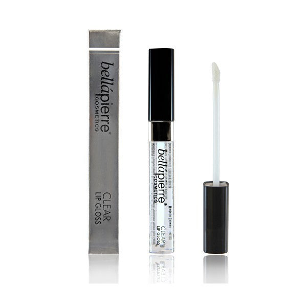 Bellápierre Mineral Lip Gloss - Clear - My Beauty Supply Center Inc.