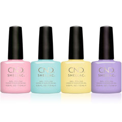 CND Creative Nail Design Shellac - Chic Shock Collection