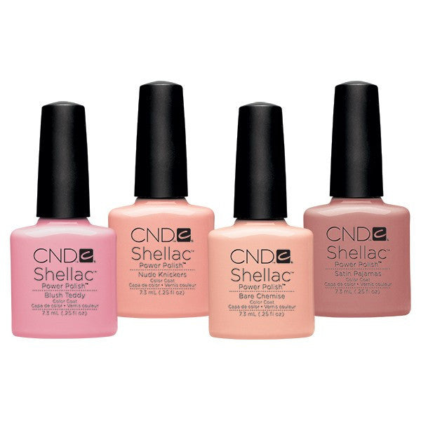 CND Creative Nail Design Shellac - Nudes The Intimates Collection - My Beauty Supply Center Inc.