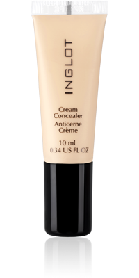 Inglot Cream Concealer - #34 - My Beauty Supply Center Inc.