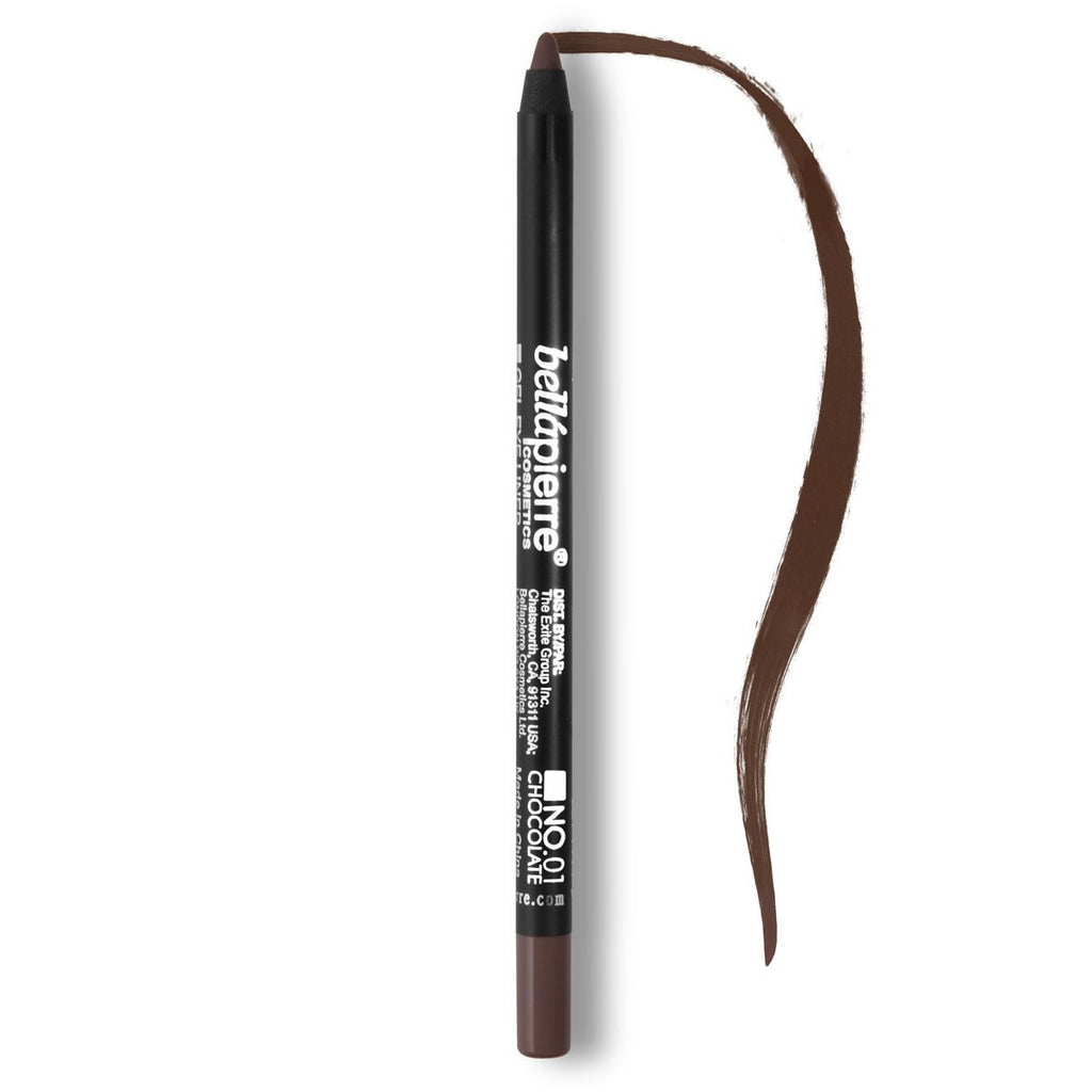 Bellápierre Waterproof Gel Eyeliner - Chocolate #01 - My Beauty Supply Center Inc.