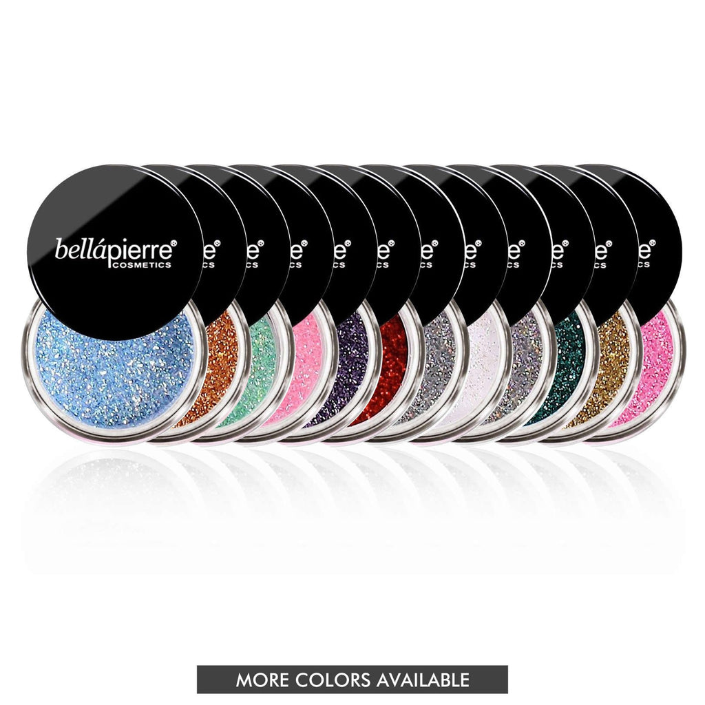 Bellápierre Cosmetic Glitter - Greenastic #CG003 - My Beauty Supply Center Inc.
