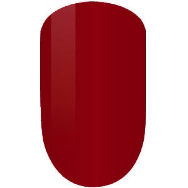 LeChat Perfect Match Gel + Matching Lacquer Blood Orange #10