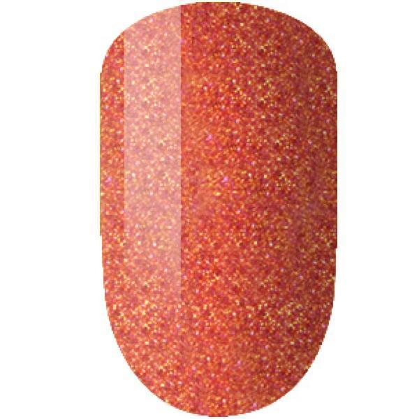 LeChat Perfect Match Gel + Maching Lacquer Precious Coral #124