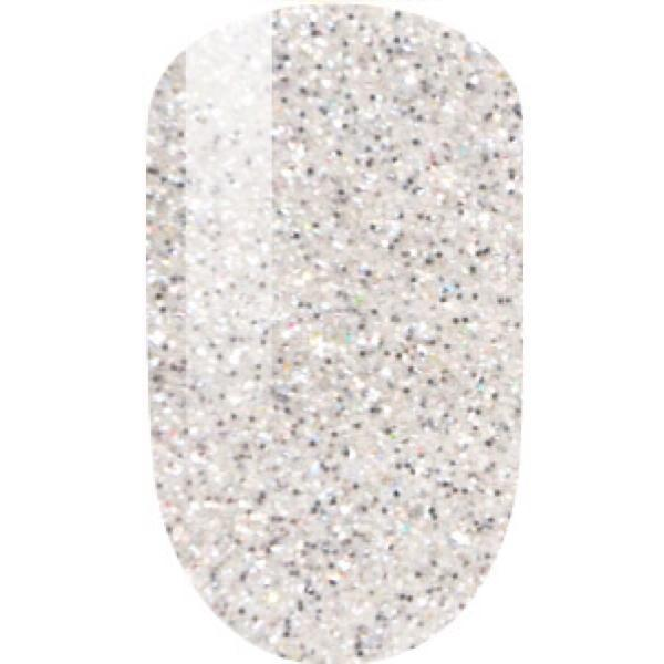 LeChat Perfect Match Gel + Matching Lacquer Frosted Diamonds #163