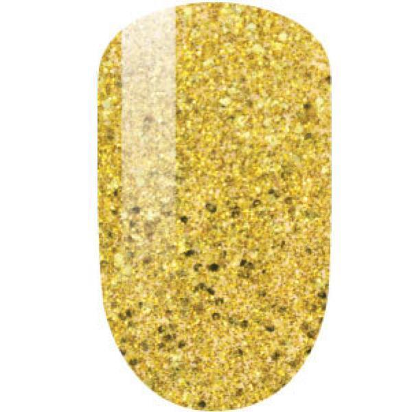 LeChat Perfect Match Gel + Matching Lacquer Golden Bliss #134