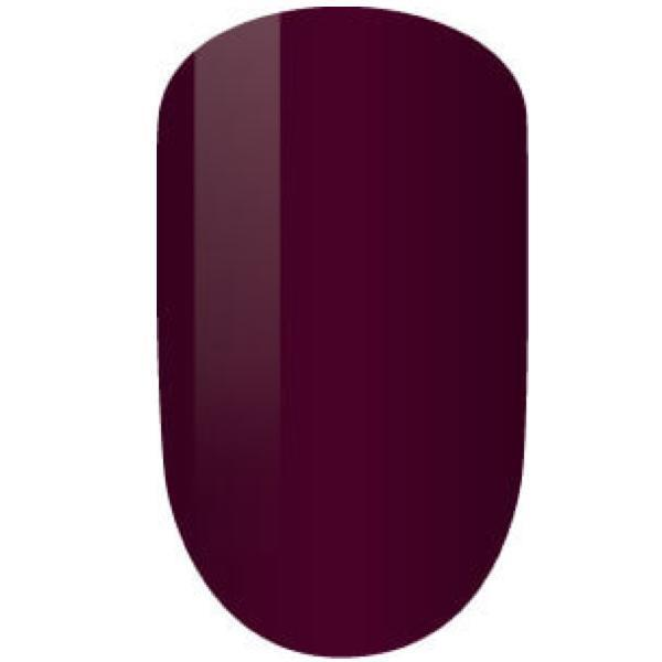 LeChat Perfect Match Gel + Matching Lacquer Maroonscape #132