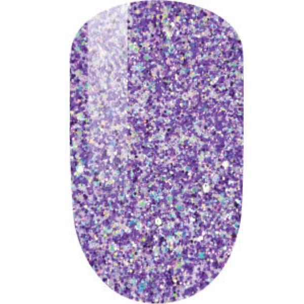 LeChat Perfect Match Gel + Matching Lacquer Violet Vixen #136