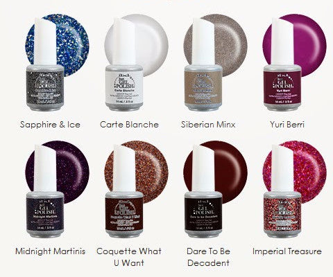 IBD Just Gel - Haute Frost Collection - My Beauty Supply Center Inc.