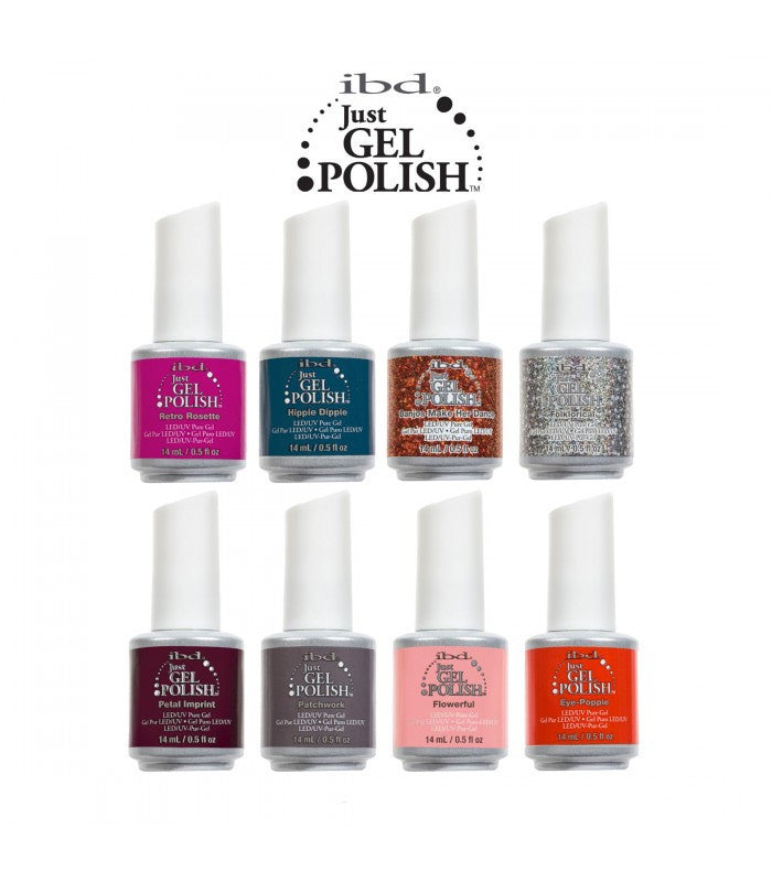 IBD Just Gel - Floral Metric Collection - My Beauty Supply Center Inc.