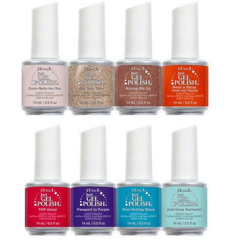 IBD Just Gel - Island Of Eden Collection - My Beauty Supply Center Inc.