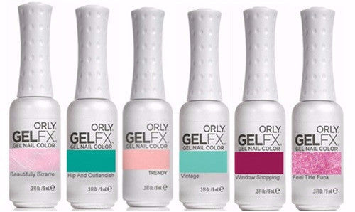 Orly Gel Fx - Melrose Collection - My Beauty Supply Center Inc.