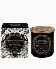 MOR Snow Gardenia Fragrant Candle