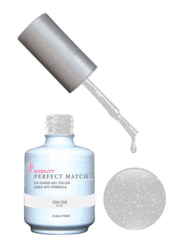 LeChat Perfect Match Gel + Matching Lacquer Chi-Chi 2 #18 - My Beauty Supply Center Inc.