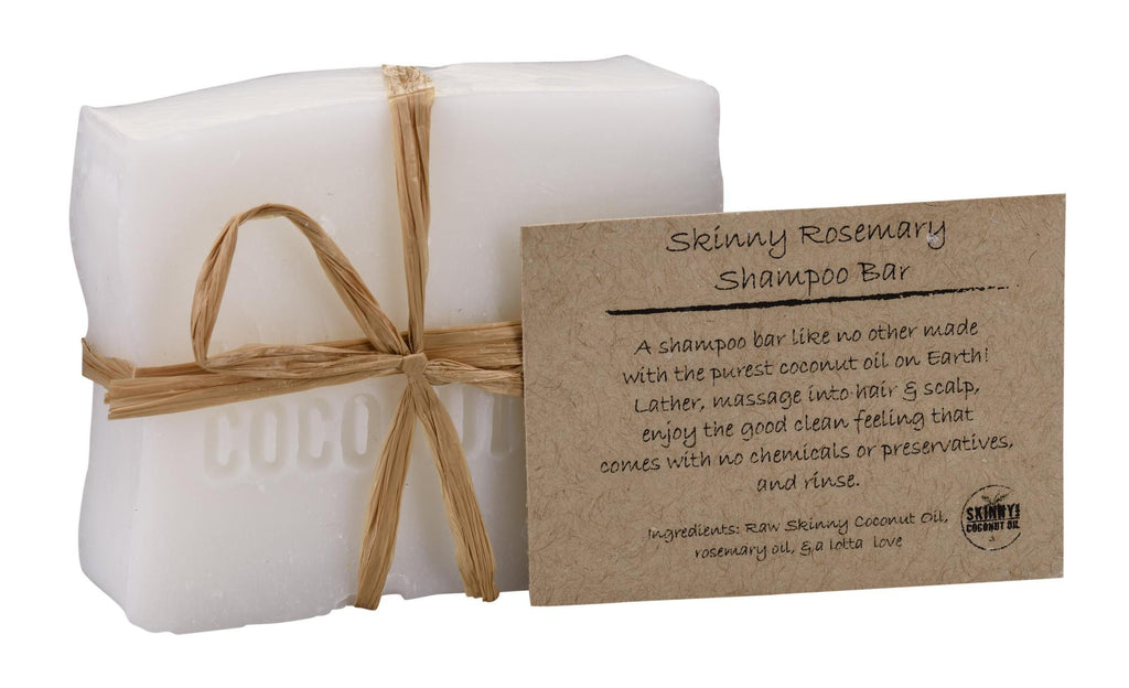 Skinny & Co. - Skinny Rosemary Shampoo Bar - My Beauty Supply Center Inc.